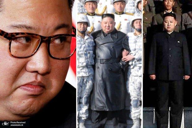 عکس/ رهبر کره شمالی لاغر کرد