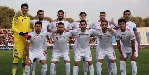 عکس/ بازتاب لیست جدید تیمملی ایران در سایت AFC