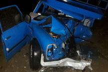 حادثه رانندگی در فارس سه کشته و 6 مصدوم داشت