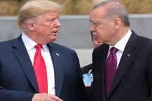 ترامپ با اردوغان در مورد خروج از سوریه گفت و گو  کرده بود