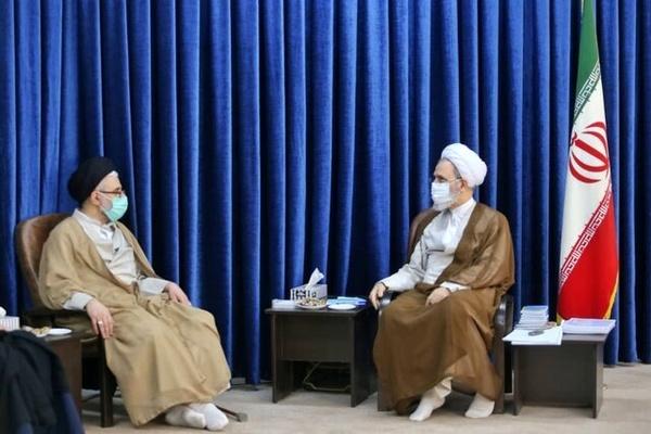 وزیر اطلاعات با مدیر حوزههای علمیه دیدار کرد