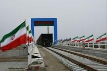 بیش از 94 هزار تن کالا از راه آهن آستارا صادر شد