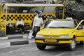 بانک ها به رانندگان تاکسی کارتخوان نمی دهند