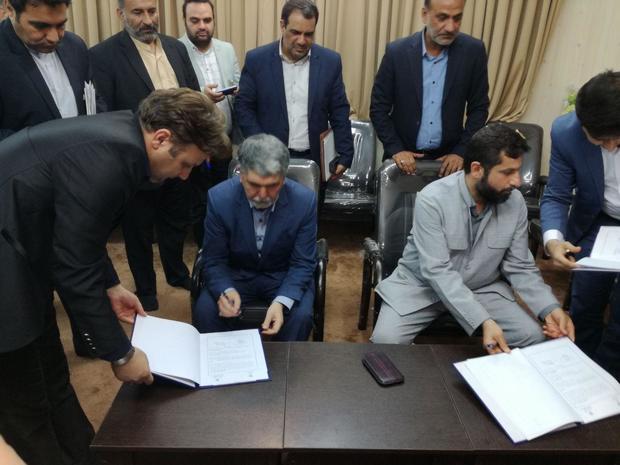 تفاهم نامه همکاری میان وزارت فرهنگ و ارشاد اسلامی و استانداری خوزستان امضا شد