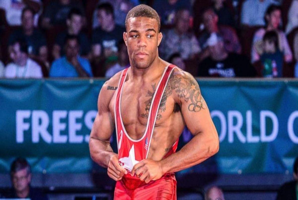 واکنش جردن باروز افسانه ای به جدال یزدانی و تیلور در المپیک