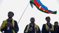 پویانمایی پیوستن نوجوانان با ملیت های مختلف به راهپیمایی اربعین