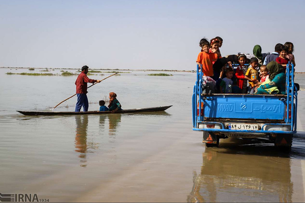 روستاییان سمنان برای مقابله با بحران آموزش می بینند