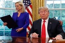 یکی از تندروترین کابینه ها در کاخ سفید/ حلقه متملقان در اطراف ترامپ