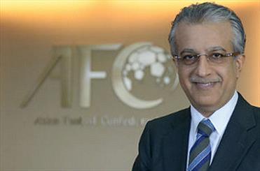 تشکر شیخ سلمان از ایران و 4 نامزد دیگر میزبانی از جام ملتهای آسیا 2027