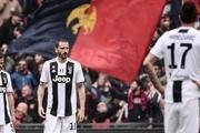 نخستین شکست بانوی پیر در سری A ایتالیا