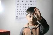 68 هزار کودک زیرپوشش غربالگری تنبلی چشم قرار می گیرند