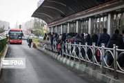 شهروندان تهرانی وارد خطوط بیآرتی نشوند