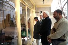 بازدید سفیر سابق هند از بیت و حسینیه جماران