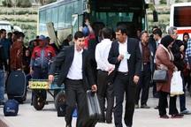 بیش از یک میلیون و 877 هزار مسافر وارد خراسان رضوی شدند