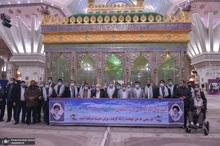 تجدید میثاق وزارتخانه ها، اصناف، نهادها و سازمان ها با آرمان های امام خمینی(س) - 4