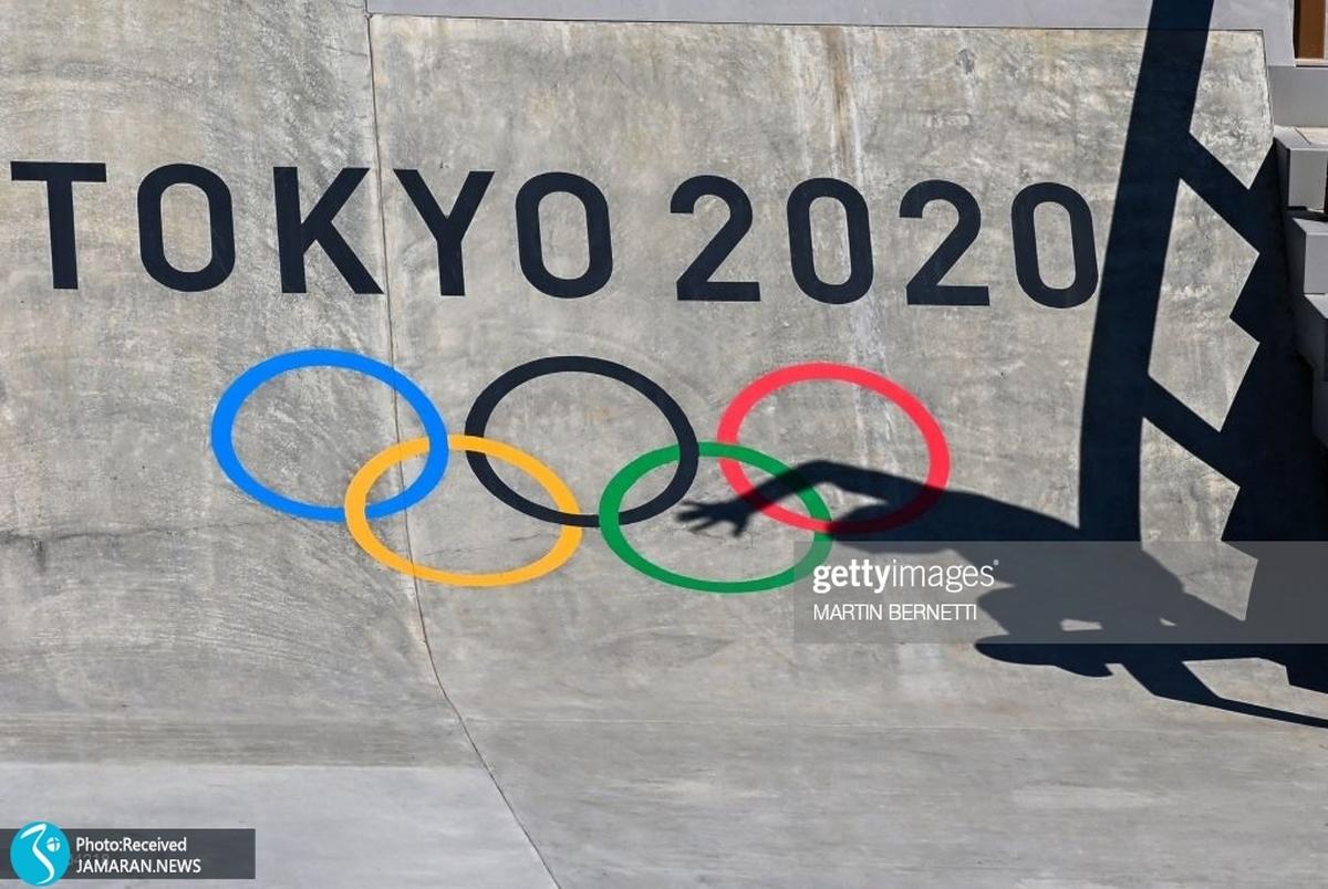المپیک 2020 توکیو|  توضیح کمیته برگزاری بازی ها درباره طوفان