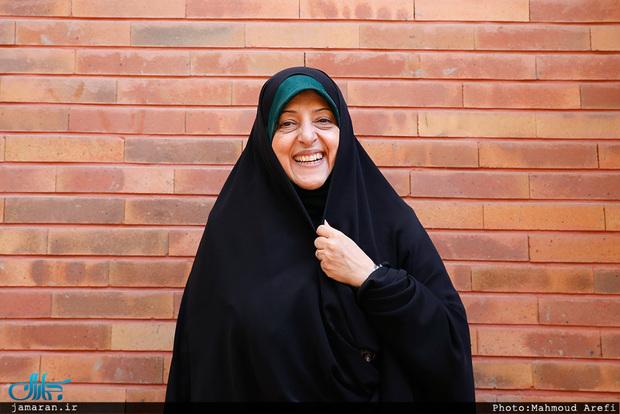 ناگفتههای ابتکار از شجاعت اعظم طالقانی، مدیریت زنان ایرانی و ممنوع نبودن ریاست جمهوری زنان در ایران