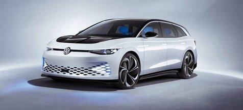نسل جدید خودروهای برقی فولکس واگن رونمایی شد