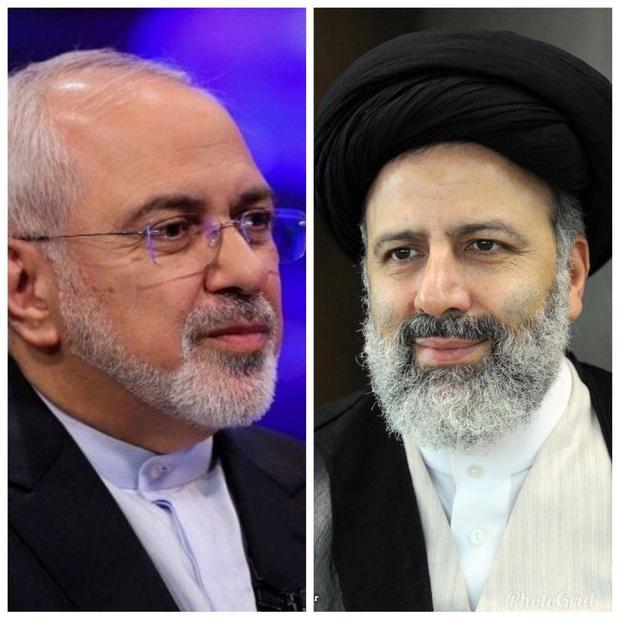 پیام تبریک ظریف به رییس جدید قوه قضاییه
