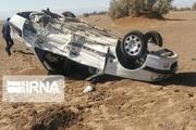 محور دامغان- جندق صدرنشین تصادفهای فوتی استان سمنان