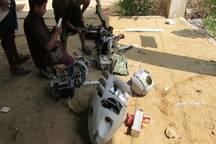 سرنگونی یک پهپاد دیگر عربستان توسط انصار الله یمن