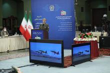 رونمایی از دستاوردهای ملی وزارت دفاع با حضور رئیس جمهور