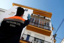 ادامه روند کاهشی تعداد جان باختگان کرونا در اسپانیا