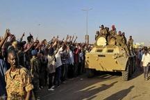 ارتش سودان از حمله نیروهای امنیتی به معترضان جلوگیری کرد