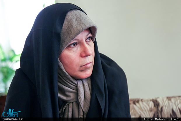 فائزه هاشمی: من ممنوعالهمهچیز هستم/ اجازه نمیدهند در جمع 10نفره هم شرکت کنم