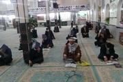 آیین اولین شب احیا در مساجد خلخال برگزار شد