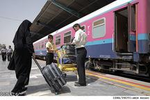 مسافران قطار زنجان - تهران خسارت بگیرند