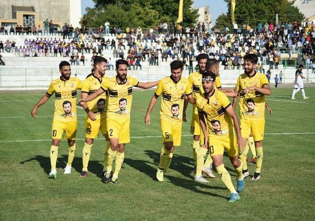 تیم فوتبال ۹۰ ارومیه در اندیشه صدرنشینی لیگ یک کشور