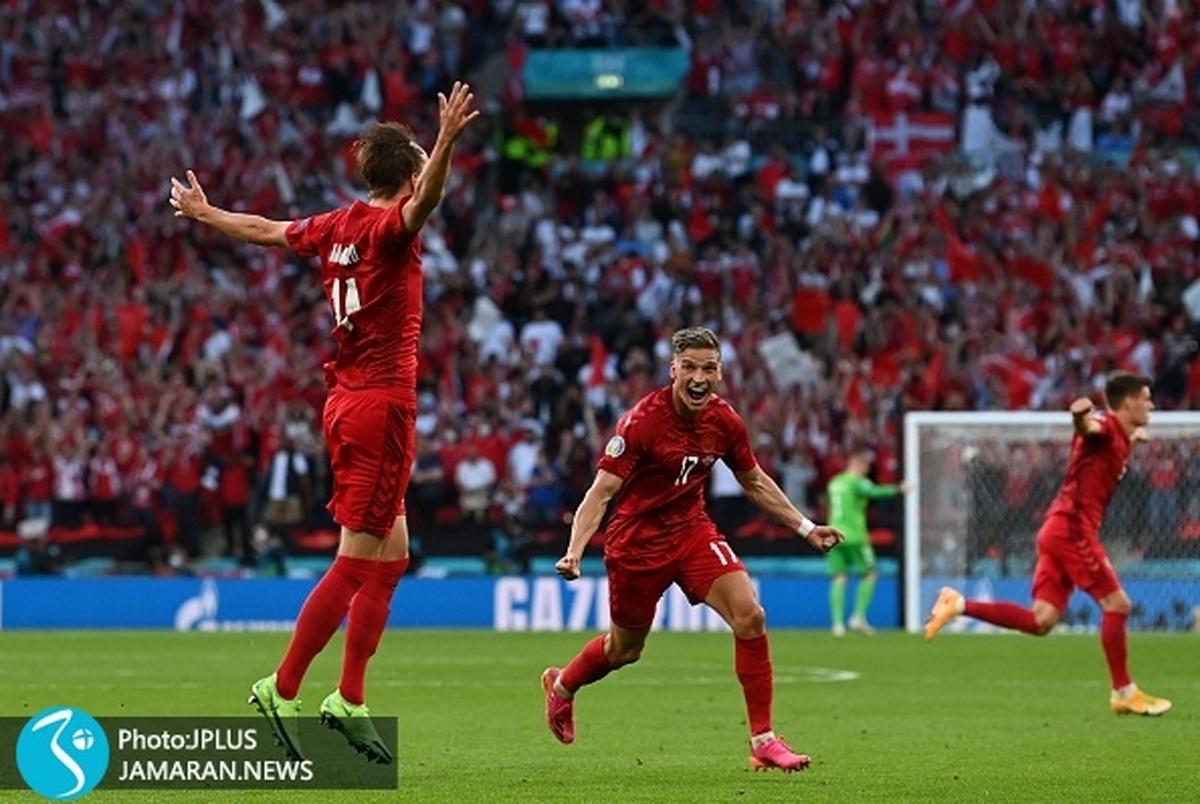 عکس روز یورو ۲۰۲۰/ آخرین خوشحالی