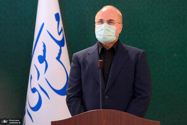 پیام قالیباف برای انتخابات 1400: راه حل عبور از مشکلات رای ندادن و قهر با صندوق نیست