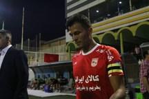 «محمد طیبی» با ثبات ترین بازیکن تراکتور در فصل جاری