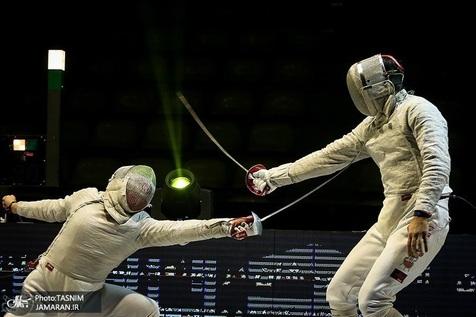 تیم ایران در رنکینگ جهانی شمشیربازی صعود کرد