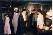 استقبال از امام در کاظمین چگونه بود؟/ ایشان در کجا مستقر شدند؟