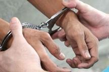 2 شکارچی غیر مجاز در شیروان دستگیر شدند