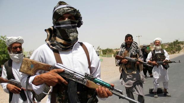 طالبان وارد کاخ ریاست جمهوری افغانستان شدند