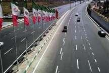 اهتمام دولت یازدهم درحوزه راه ها و کاهش 21 درصدی تلفات جاده ای البرز