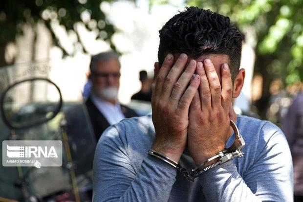 سارق مامورنما در بوکان دستگیر شد