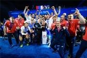روز پایانی لیگ ملت های والیبال/ روس ها جام را بالای سر بردند