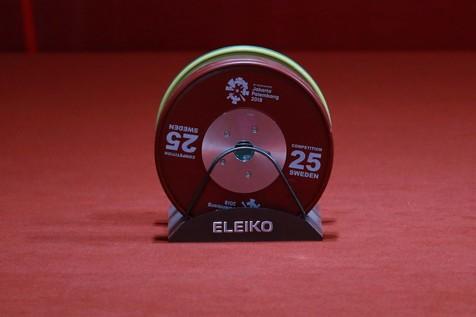 ترکیب اولیه تیم ملی وزنهبرداری برای حضور در مسابقات قهرمانی آسیا
