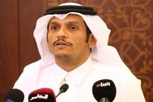 وزیر خارجه قطر: در طول تاریخ هیچ مشکلی با ایران نداشتهایم