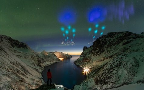 انتخاب برترین تصویر نجومی سال+ عکس