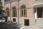 تکمیل ۷۰ درصدی مرمت خانه تاریخی «سرکاراتی» تبریز