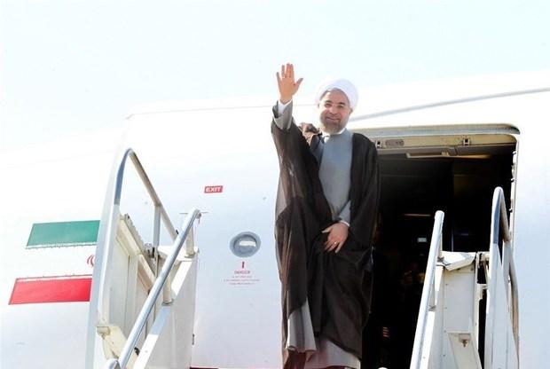 رییس جمهوری خوزستان را ترک کرد