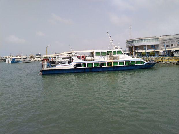 خط مسافری دریایی خرمشهر - کویت برقرار شد