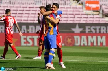فوتبال اروپا| بارسلونا صفر - اتلتیکومادرید صفر؛ لالیگا به کام زیدان و پسران
