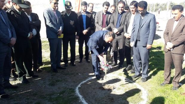 6 پروژه در زرین آباد و سراب میمه بهره برداری شد